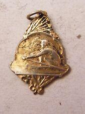 Médaille Dorée Cercle des Régates Bruxelles