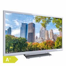 Toshiba 32L3863DA weiß 81cm 32 Zoll Full HD LED Fernseher Smart TV WLAN