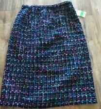 Women's Size 8 Koret Multicolored Skirt New With Tags