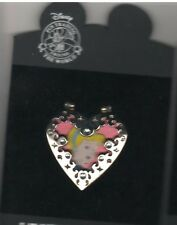 Cinderella Locket Authentic Disney pin on Card Le 300 Pin