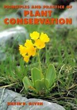 Principles and Practice of Plant Conservation-ExLibrary