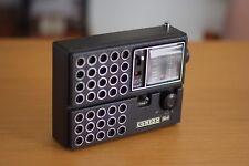 Vintage Conion transistor Radio, Made in Japan, Retro, Space age, Unique, Rare