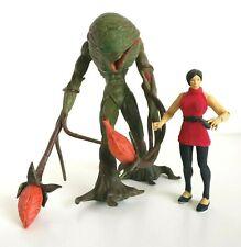 Resident Evil 2 Platinum Series Capcom ToyBiz Figure Ada Wong and Ivy - Rare