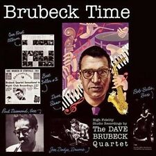 CD BRUBECK TIME AUDREY JEEPERS CREEPERS PENNIES FROM HEAVEN WHY DO I LOVE YOU