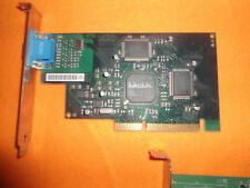 MATROX 8MB AGP VIDEO CARD, 815-01 REV A, MGA-G100A-D,TESTED FINE.
