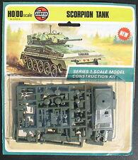 AIRFIX 01320-4 - SCORPION TANK - H0/00 - Panzer Modellbausatz - Model KIT