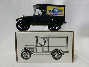 Ertl Die Cast 1923 1/2 Ton Truck Bank #9316 Chevrolet Quality At Low Cost NIB