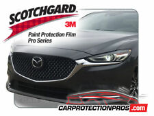 2018-2019 Mazda 6 Sport Touring 3M Pro Series Front Bumper Paint Protection Kit