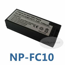 NP-FC10 NP-FC11 FC10 Battery for Sony Cyber-Shot DSC-V1 DSC-P9 DSC-FX77 NEW