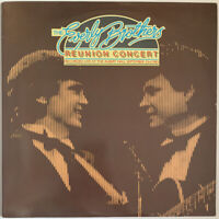 THE EVERLY BROTHERS REUNION CONCERT 2-LP IMPRESSION UK 1983 NEAR MINT PRO CLEAN