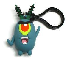 SPONGEBOB SQUAREPANTS Figural Bag Clip PLANKTON Keychain Blind Bag Nickelodeon