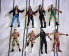 8x WWE/WWF Basic/SuperStriker/Jakks Wrestling Figures Bundles Job Lot