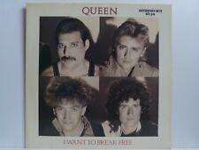 "Queen ��� 12"" Maxi – I Want To Break Free"