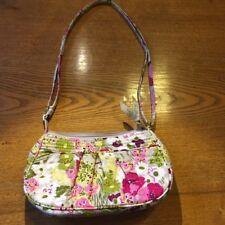 Vera Bradley set hipster purse crossbody wristlet pouch NWOT Make Me Blush bag