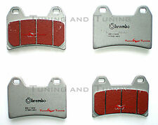 Pastillas de freno Brembo SC para Ducati Monster 1100 ABS 2010 10 (07bb19sc)