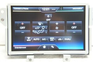 2012 Ford Focus Info screen display Control Module Sync EA5T-14D212-FA OEM