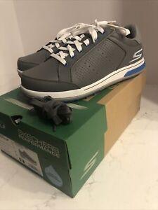 Sketchers Mens Go Golf Drive 2 Golf Shoes Size 8 Gray