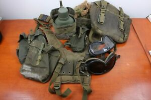 Canadian Military Harness and Gear.