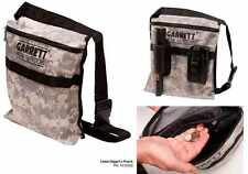 Garrett Camo Finds Pouch - DETECNICKS LTD