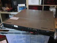 Supermicro 813M-3 AS-1012G-MTF Opteron 6128 8 core 2 GHz 32GB 1U server