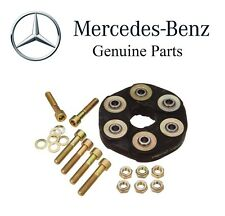 NEW Mercedes W124 W126 W201 W202 W210 Rear Drive Shaft Flex Joint Kit Genuine