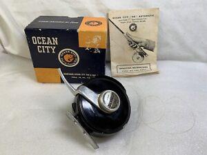 OCEAN CITY No. 90 ULTRAMATIC FLY FISHING REEL W/BOX