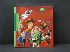 Disney Christmas Storybook Collection Classic & New Tales HC Book 18 Stories