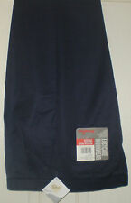 KING GEE NAVY EASYCARE WORKWEAR PLEATED FRONT TROUSER SIZE 94L NEW