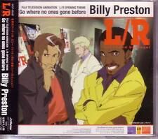 BILLY PRESTON Licensed by Royal Anime L/R MIX JAPAN CD