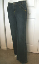 WMNS 4 / 6 SHARP LOOKING JEANS STRAIGHT LEG by BANANA REPUBLIC