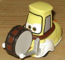 Disney Pixar Cars 2 - Uncle Topolino's Band - Drummer - Loose
