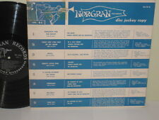 NORGRAN RECORDS - Disc Jockey Copy ~ NORGRAN 2 {dg orig} -->RARE LIMITED EDITION