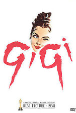Gigi (DVD, 2000) Brand New Factory Sealed•USA•OOP•Best Picture 1958•Leslie Caron