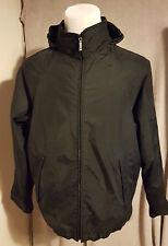 GANT Mans's Waterproof Hooded Jacket Size: Medium VERY GOOD Condition
