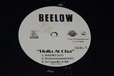 "Below~Holla At Cha~PROMO COPY~Hip-Hop 12"" Single~Rap~FAST SHIPPING!!"