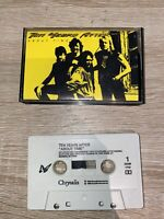 Ten Years After - About Time - UK Cassette Tape - Chrysalis