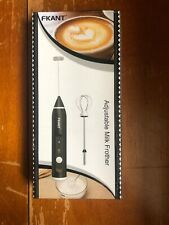 Milk Frother Espresso Machine Cappuccino New Giant.  Adjustable