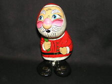 Rock Stone Heads Santa Claus Kringle Figurine Pi Wi Imports Signed Raul Y Elo
