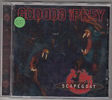 SCAPEGOAT - god of prey CD
