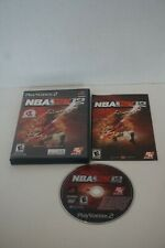 NBA Basketball 2K12 Sony PlayStation 2 PS2 - Complete - Working
