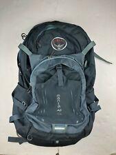 Osprey Packs Manta AG 36 Backpack with Hydration - sz M/L Fossil Grey