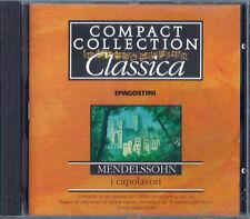 CD - DE AGOSTINI - COMPACT COLLECTION CLASSICA i capolavori - F. MENDELSSOHN