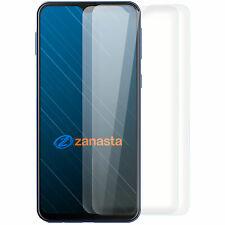 2x Glasfolie Samsung Galaxy M20 Display Schutz Glas Schutz Folie 9H Klar