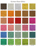 28 Colors - German Glass Glitter - 70, 80, 90 and 100 Grit - PRICE REDUCTION!