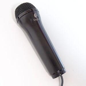 original Logitech Mikro für Wii Spiele USB Mikrofon