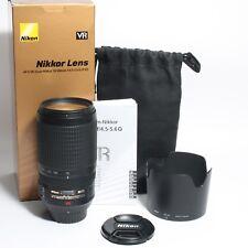Nikon AF-S VR Zoom-Nikkor 70-300 mm 1:4,5-5,6G SWM / Hochleistungs-Zoomobjektiv