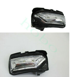 2x For Chevrolet Malibu 2015-2020 Front Left+Right Rearview Mirror Signals Light
