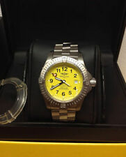 Breitling Mechanical (Automatic) Titanium Strap Wristwatches