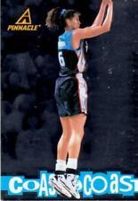 WNBA 1998 WOMANS BASKETBALL COAST TO COAST FOIL INSERT ROCKERS EVA NEMOCOVA #5