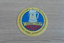 Whitbread - Tankard - Beermat